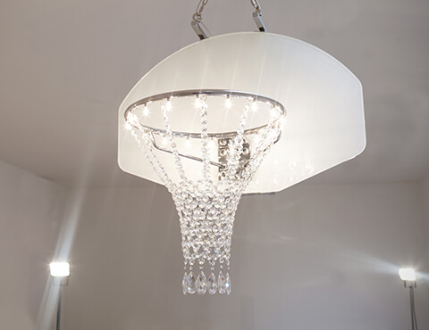 streetball Chandelier