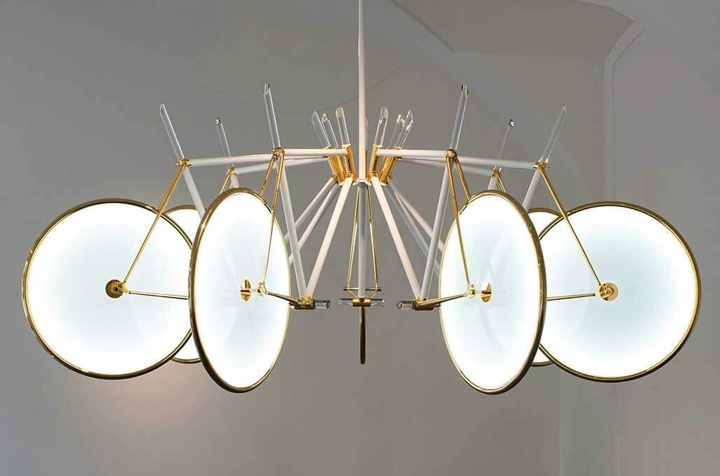 Armstrong chandelier 2