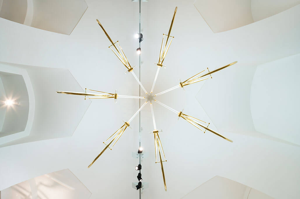 Armstrong chandelier 5